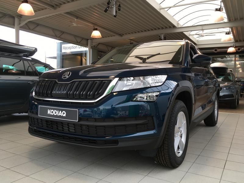 skoda kodiaq ambition 0 km. Black Bedroom Furniture Sets. Home Design Ideas